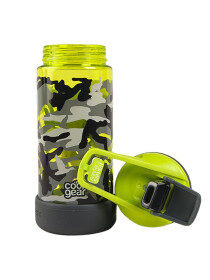 Coolgear Green Bottle