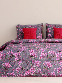 Fuschia Bed Sheet