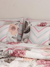 Coral Blush Bed Sheet