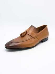 Classic Tassel Loafer Men's Shoe