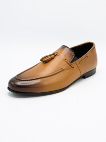 Tassel Loafers Men's Shoe
