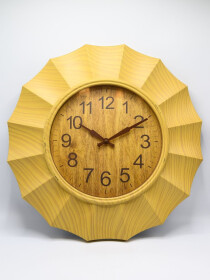 Sunflower Desinge Wall Clock