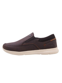 MEN'S LIFESTYLE SHOE BROWN/NATURAL