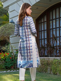 Mountain Stitched Lawn Kurti