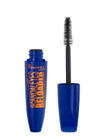 Rimmel London Scandaleyes Reloaded Waterproof Mascara- Black