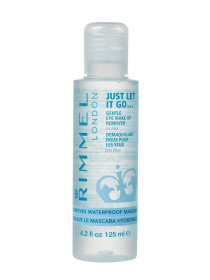 Rimmel London, Gentle Eye Make Up Remover, 125 ml (4.23 fl oz)