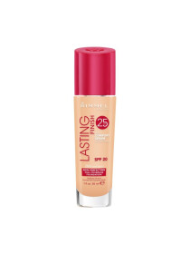 Rimmel London, Lasting Finish 24 Hour Foundation, Soft Beige, 30 ml