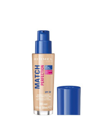 Rimmel London, Match Perfection Foundation, Ivory, 30 ml