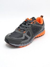 MEN'S RUNNING DK-Grey-MD-Grey-Ora