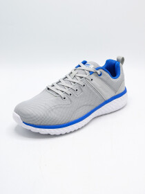 MEN'S LIFESTYLE SHOE GREY-BLUE