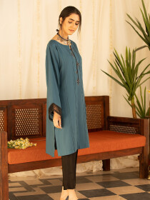 Dune Stitched Kurti For Women