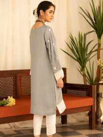 Shadow Stitched Kurti For Women
