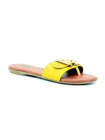 Leena Yellow Sliders