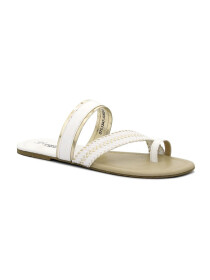 Leena White Sliders