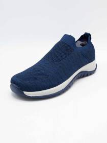 Men's Lifestyle Shoes Navy Blue/Black