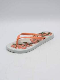 Ipanema White/Pink  Floral Soft Fem Flip-Flop