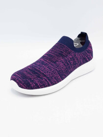 Women's Lifestyle Shoes Navy/Fuschia