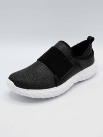 Jump Running Black/Off-White Women