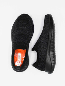 Men's Lifestyle Shoes Black/Orange
