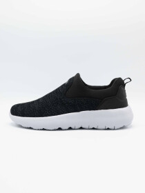 MEN'S LIFESTYLE SHOE BLACK/LT.GREY