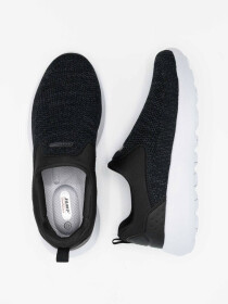 Men's Lifestyle Shoe Black/Lt-Grey