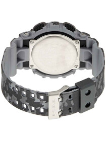 Casio G-SHOCK camouflage patterns