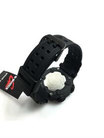 G-Shock black resin band digital watch