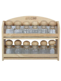 Spice Rack 12pcs