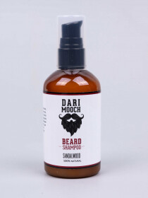 Silver Starter Beard Grooming Kit