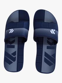 Navy Blue Kito Slipper for Men - AB7M