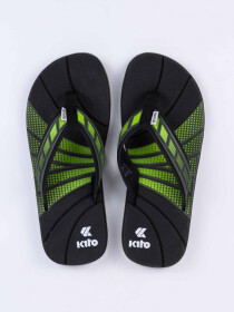 Green Kito Flip Flop for Men - AA43M