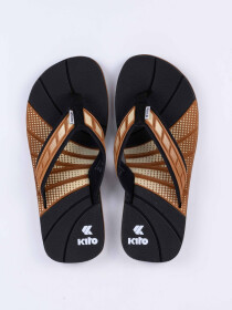 Tan Kito Flip Flop for Men - AA43M