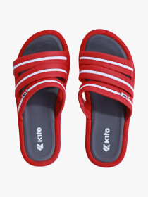 Red Kito Flip Flop for Women - EW4805
