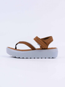 Tan Kito Sandal for Women - AX1W