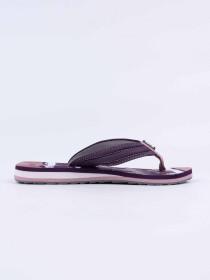 Dark Purple Kito Flip Flop for Women - EW4323