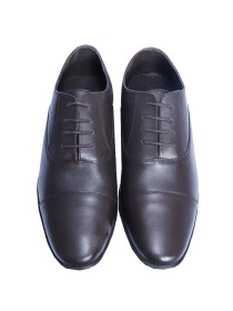 Topman Brown Men Oxfords