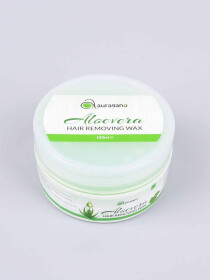 Aloe Vera Hair Removing Wax for Women