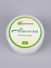 Facial Wax Aloe Vera 100ml for Women