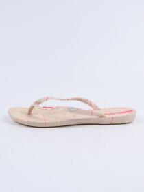 Ipanema Wave Art Fem Black/Pink Flip Flop
