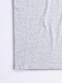 Hueman 3.0 Custom Fit Contrast Tee Grey & Blue