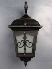 Inspiration Glowo Outdoor Entrance Wall Light