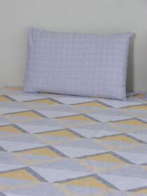 Infinity Calming Tone Bedsheet Set