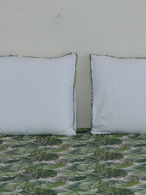 Tropical Leaves Bedsheet Set