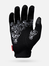 Men Smartphone Touchscreen & Driving Gloves Black 2 Pairs Pack