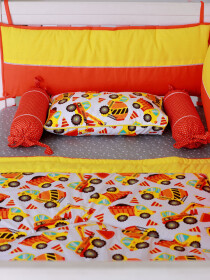 Jeep Cherokee Cot Bedding Sets
