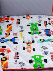 Roadie Cot Bedding Set