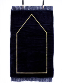 Midnight Glory Prayer Rug