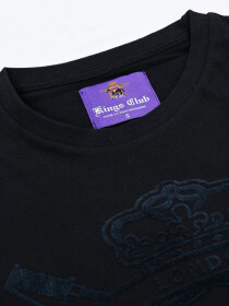 KINGS CLUB COUTURE LONDON CREW NECK T SHIRT