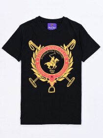 KINGS SHANDUR CREW NECK TSHIRT