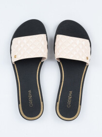 Grendha Off White Cacau Sublime Slide